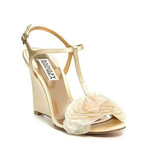 Badgeley Mischka Lyndee Evening Sandal